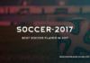 Best Soccer Player in 2017
