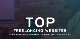 Popular Freelancing Websites Where You Can Find Jobs D