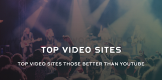 Top Video Sites Those Better Than Youtube