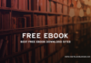 Best Free Ebook Download Sites