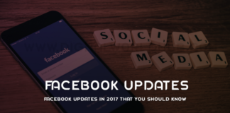 Facebook Updates in 2017 That You Should Know