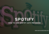 How to Use Spotify With Facebook