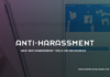 New Anti Harassment Tools on Messenger