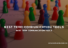 Best Team Communication Tools