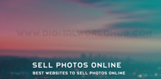 Best Websites To Sell Photos Online