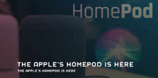 The Apples HomePod Is Here
