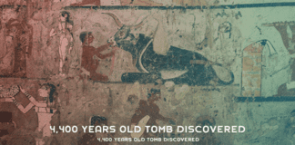 4400 Years Old Tomb Discovered
