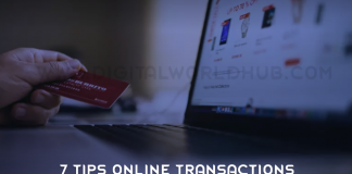 7 Tips For You While Doing Online Transactions