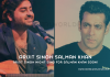 Arijit Singh Might Sing For Salman Khan Soon