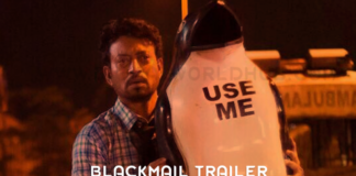 Blackmail trailer Irrfan Khan turns into a blackmailer