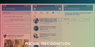 Facebooks New Feature Facial Recognition