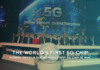 Huawei Unveils The World's First 5G Chip At MWC