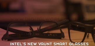 Intels new Vaunt smart glasses actually look normal