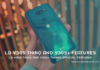 LG V30S ThinQ and V30S ThinkQ Official Features