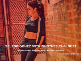 Selena Gomez Reunites With Timothee Chalamet