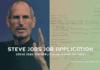 Steve Jobs Job Application Going On Sale