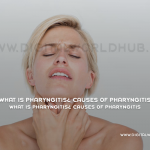 What is pharyngitis Causes of pharyngitis