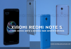 Xiaomi Redmi Note 5 Review And Specifications