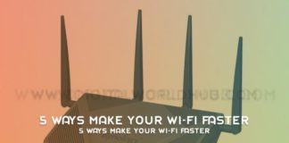 5 Ways Make Your Wi Fi Faster