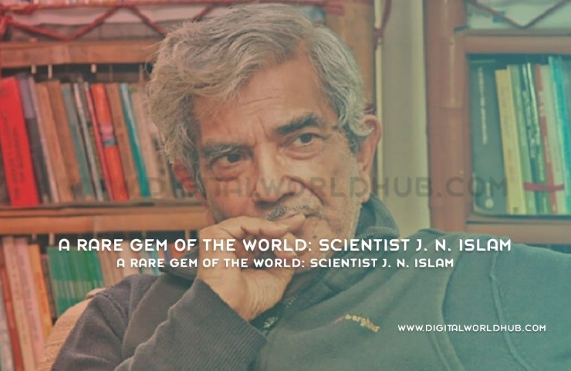 Scientist Jamal Nazrul Islam 2