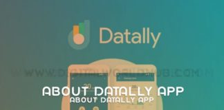 About Datally App