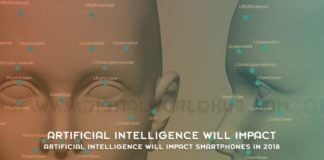 Artificial Intelligence Will Impact Smartphones In 2018