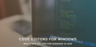 Best Code Editors For Windows In 2018