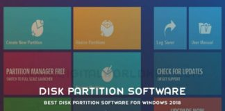 Best Disk Partition Software For Windows 2018