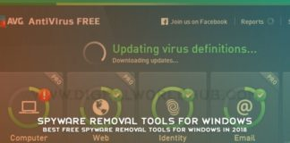 Best Free Spyware Removal Tools For Windows In 2018