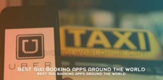 Best Taxi Booking Apps Around The World