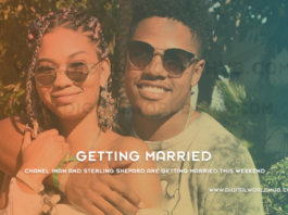 Chanel Iman And Sterling Shepard Are Getting Married This Weekend