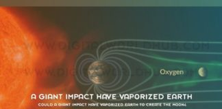 Could A Giant Impact Have Vaporized Earth To Create the Moon