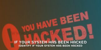Identify If Your System Has Been Hacked