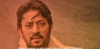Irrfan Khan Suffering From A Rare Disease