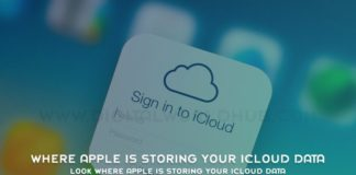 Look Where Apple Is Storing Your iCloud Data
