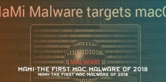 MaMi The First Mac Malware of 2018