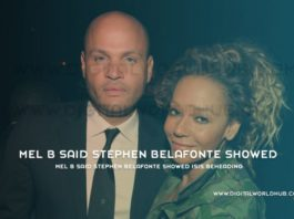 Mel B Said Stephen Belafonte Showed ISIS Beheading