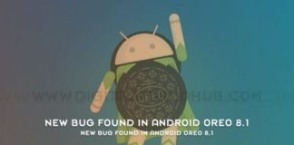 New Bug Found In Android Oreo 8