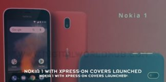 Nokia 1 With Xpress on Covers Launched