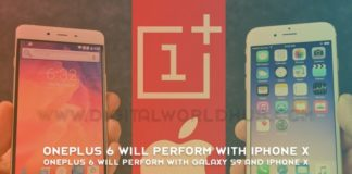 OnePlus 6 Will Perform With Galaxy S9 And iPhone X