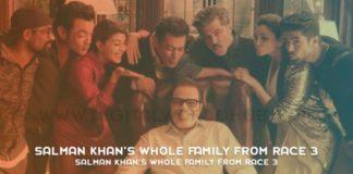 Salman Khan's Whole Family From Race 3