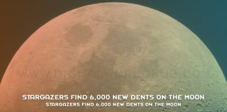 Stargazers Find 6000 New Dents On The Moon