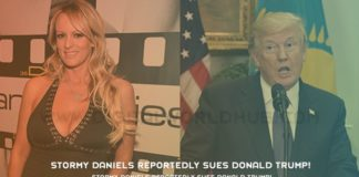 Stormy Daniels Reportedly Sues Donald Trump