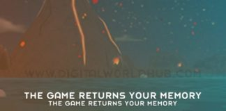 The Game Returns Your Memory