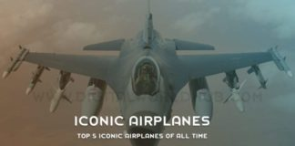 Top 5 Iconic Airplanes Of All Time 1