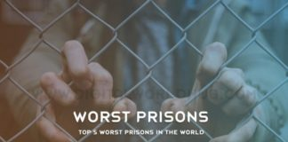 Top 5 Worst Prisons In The World