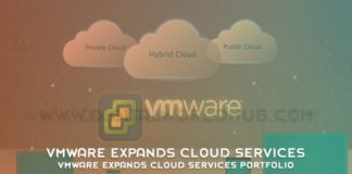 VMware expands Cloud Services Portfolio
