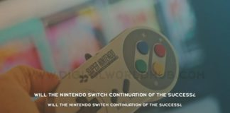 Will The Nintendo Switch Continuation Of The Success