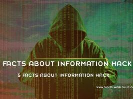 5 Facts About Information Hack