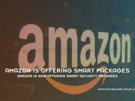 Amazon Is Now Offering Smart Security Packages